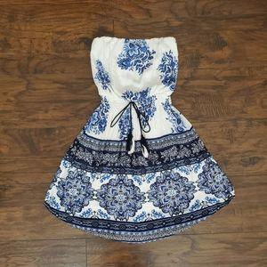 Xhilaration Size XS Strapless Dress